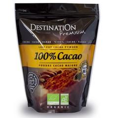 Destination Cocoa 100% mager 10-12% 250 Gramm