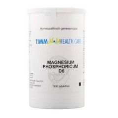 Timm Health Care Magnesium Phosphor D6 7 Schussler 300 Tabletten