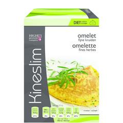 Kineslim Omeletts feine Kräuter 4 Stück