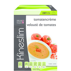 Kineslim Suppe Tomatencreme 4 Stück