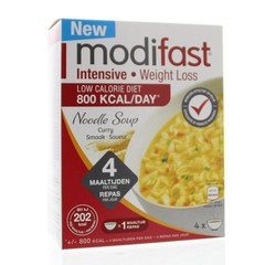 Modifast Intensive Suppe Curry Nudeln 220 Gramm