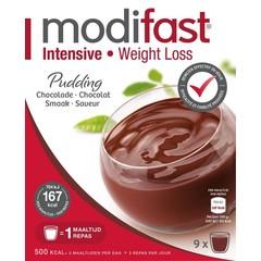 Modifast Intensive Schokoladenpudding 8 Beutel 440 Gramm
