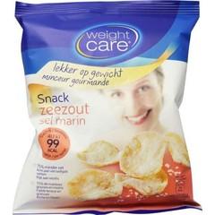 Weight Care Gewichtspflege Snack Meersalz 25 Gramm