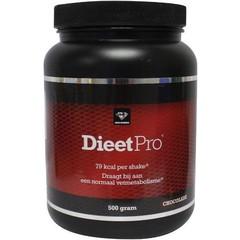 Nutri-Dynamics Dieet Pro Diet Pro Diet Pro Schokolade 500 Gramm