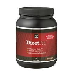 Dieet Pro Diet Pro Diet Pro Stevia Schokolade 400 Gramm