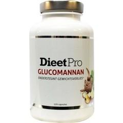 Dieet Pro Diet Pro Diet Pro Glucomannan 120 Kapseln