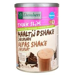 Damhert Damhirsch Mahlzeit Shake Schokolade 520 Gramm