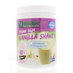 Damhert Damhirsch Mahlzeit Shake Vanille 512 Gramm