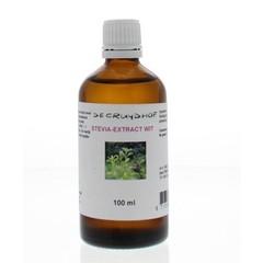 Cruydhof Stevia Extrakt weiß 100 ml
