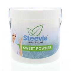 Steevia Stevia süßes Pulver 220 Gramm