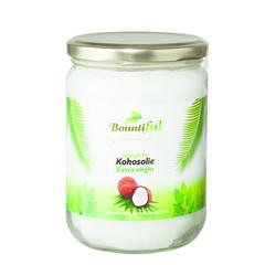 Bountiful Reichhaltiges Kokosöl extra vergine 500 ml