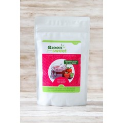 Greensweet Grünsüßer Stevia-Marmeladen-Gelee-Zucker 215 Gramm