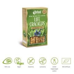 Lifefood Life Cracker Sauerkraut Chia 60 Gramm