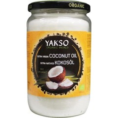Yakso Kokosöl extra vergine 650 ml