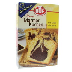 RUF Kuchenmischung Marmor 430 Gramm