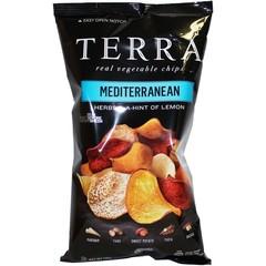 Terra Chips Mediterrane Kartoffelchips 110 Gramm
