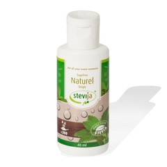 Stevija Stevia flüssig natur 40 ml