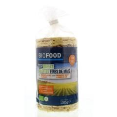 Biofood Maiswaffeln 150 Gramm