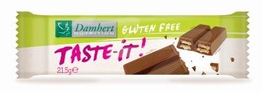 Damhert Damhert Taste-it Snack glutenfrei 21 Gramm