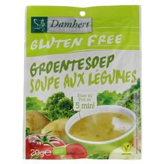 Damhert Damhirsch-Gemüsesuppe glutenfrei 20 Gramm
