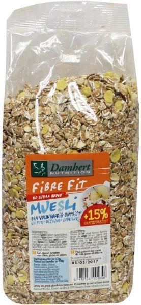 Damhert Damhert Damhirsch Müsli Nüsse / Früchte 600 Gramm