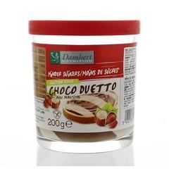 Damhert Damhirschschokoladenaufstrich 200 Gramm
