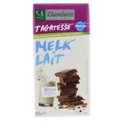 Damhert Schokoladentablettenmilch 85 Gramm
