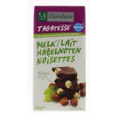 Damhert Schokoladentablette Nüsse 85 Gramm