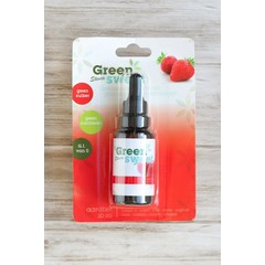 Greensweet Grünsüße Stevia flüssige Erdbeere 30 ml