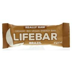 Lifefood Lifebar Brasilien Bio 47 Gramm