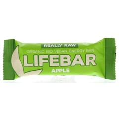 Lifefood Lifebar Apfel Bio 47 Gramm