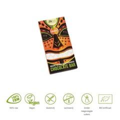 Lifefood Rohschokolade Orange Bio 70 Gramm