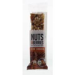 Nuts & Berries Nüsse & Beeren Pekannuss & Zimt 30 Gramm