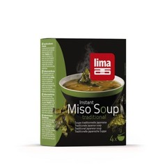 Lima Instant Miso Suppe 40 Gramm