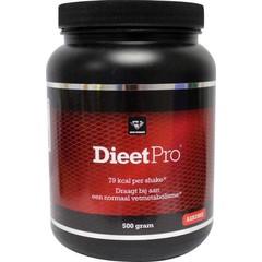 Nutri-Dynamics Diet Pro Shake Pulver Erdbeere 500 Gram