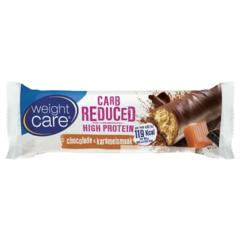 Weight Care Gewichtspflege Snackriegel Low Carb Karamell 31 Gramm