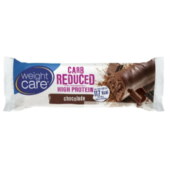 Weight Care Snackriegel kohlenhydratarme Schokolade 31 Gramm