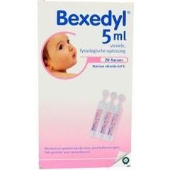 Bexedylsalzlösung 5 ml 20 Ampullen