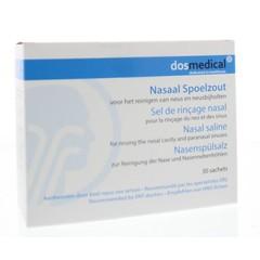 Dos Medical Nasenspülsalz 2,5 Gramm 30 Stück