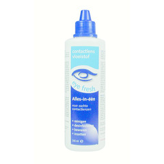Eyefresh Alles in einer flüssigen weichen Linse 240 ml