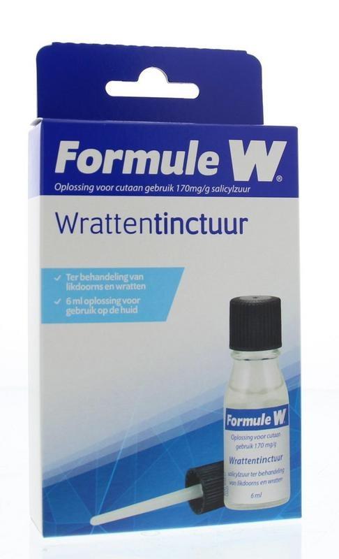 Formule W Formule W Formel W Warztinktur 6 ml 6 ml