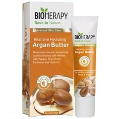 Bioherapy Biotherapie Intensiv feuchtigkeitsspendende Arganbutter Handkörpercreme 20 ml