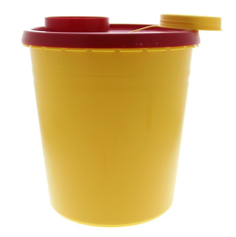 Spruyt Hillen Spruyt Hillen Nadelbehälter 1,5 Liter 1 Stck 1 Stck
