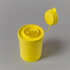 Blockland Nadelbehälter Medibox gelb 500 ml 1 Stck