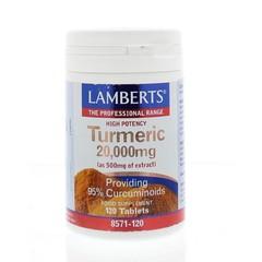 Lamberts Curcuma 20.000 mg (Kurkuma) 120 Tabletten
