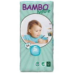 Bambo Baby Windel Junior 5 12-22 Kilogramm 54 Stk