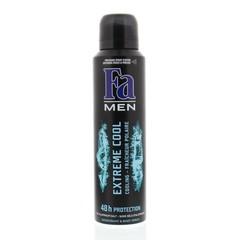 FA Men Deodorant Spray extrem kühl 150 ml