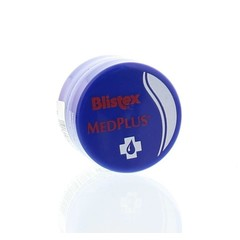Blistex Lippenbalsam med plus Glas 7 ml
