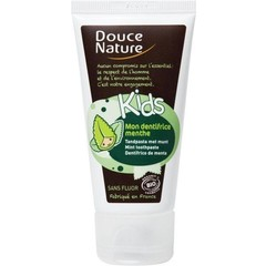 Douce Nature Kinderzahnpasta Minze 50 ml