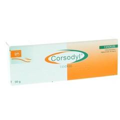 Corsodyl Zahngel 50 Gramm